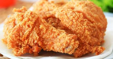 Cara Membuat Fried Chicken Gurih